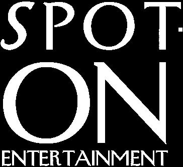 Spot-On Entertainment Logo