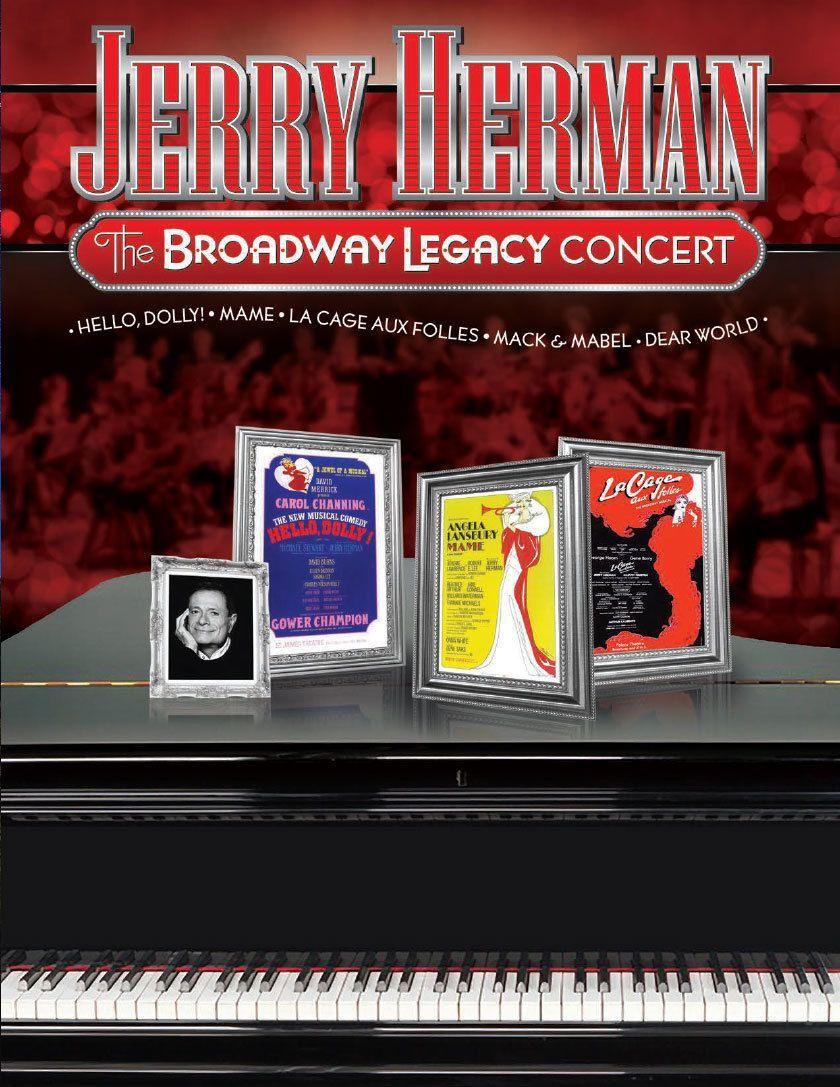 BROADWAY LEGACY Herman Flyer 1