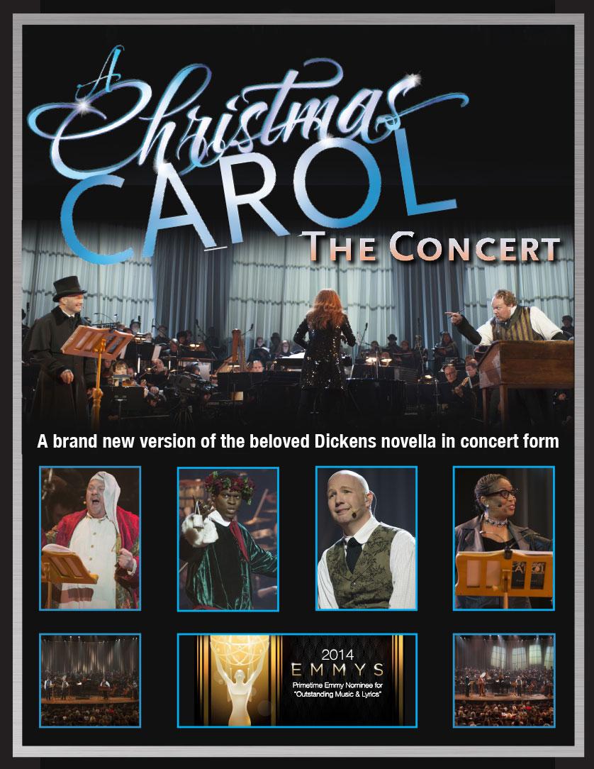 Christmas Carol the Concert